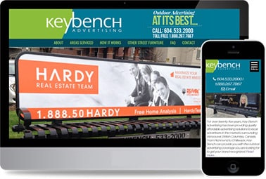 Key-Bench Advertising