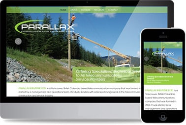 Parallax Industries Ltd