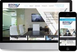 contemporary mobile website