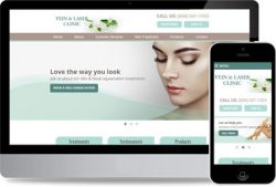 web design for cosmetic surgeons