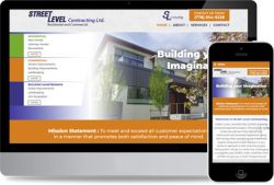 webdesign for contractors
